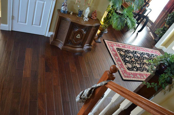 Hardwood Flooring Product Profile What Is Cumaru