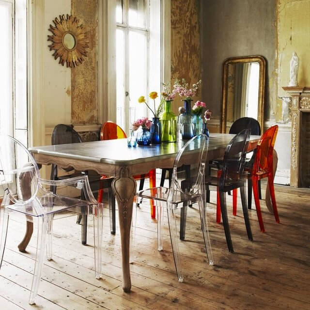 Quirky Dining Room Set