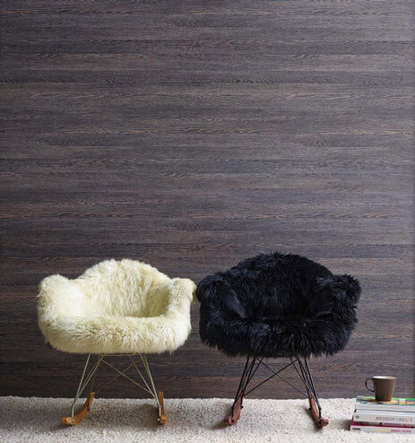 wall panel chairs rug