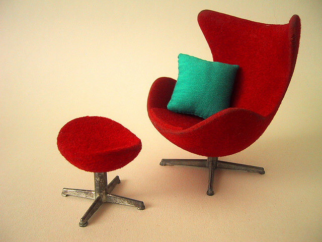 Arne Jacobson Egg Chair (2)
