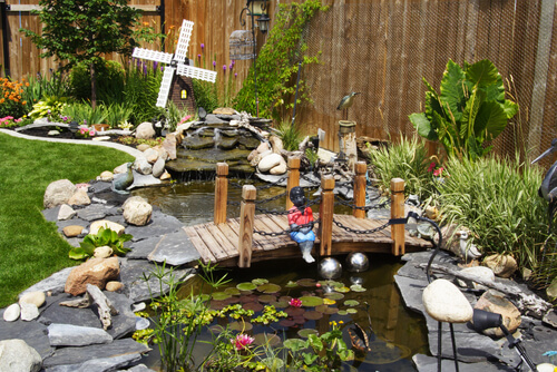 Water Features For Backyard backyard water features: the basics