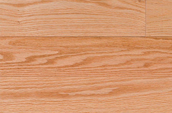 red oak close up grain pattern