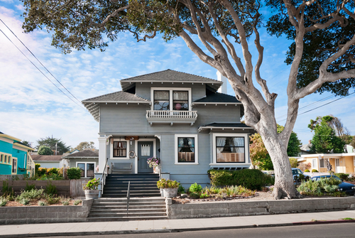 historic home in california