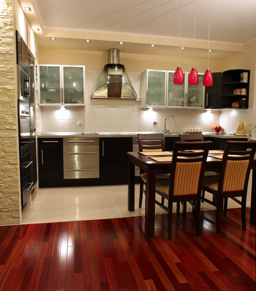 Wood Floor In The Kitchen Hardwood Flooring Product Profile What Is Jatoba