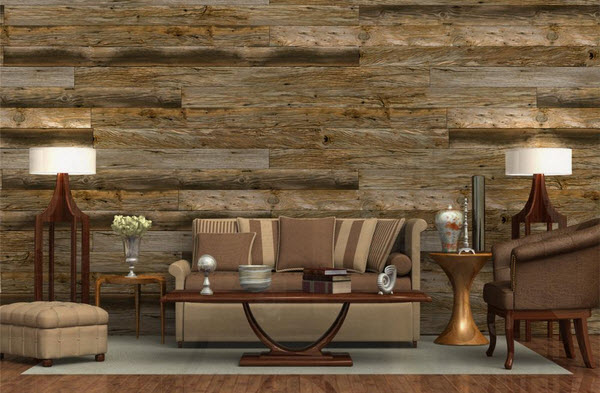 Superieur Wood Patterned Wall Panels