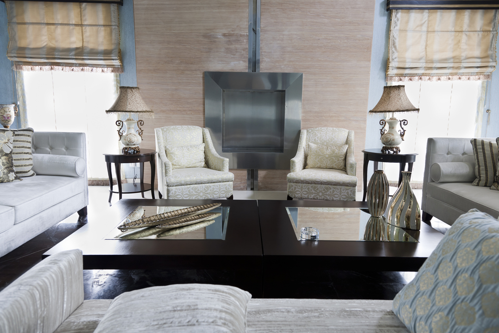 Art of mismatching getting the interior design balance right - Balance in interior design ...